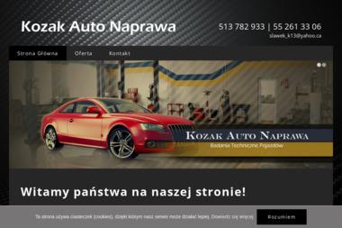 Kozak auto naprawa - Samochody osobowe używane Kwidyn mareza