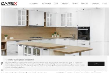 Darex Dariusz Nowak - Meble na wymiar Szczecin