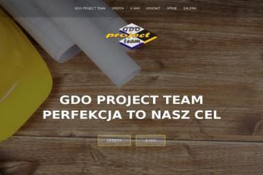 GDO Project Team - Gruntowe Wymienniki Ciepła Lubaczów