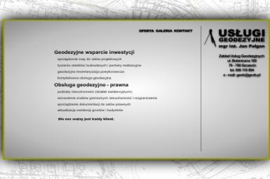 Zakład Usług Geodezyjnych - Firma Geodezyjna Szczecin