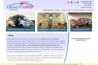 TRANSTOM VIP - Kurs pierwszej pomocy WARSZAWA