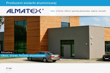 ALMATEX - Okna PCV Zielonka