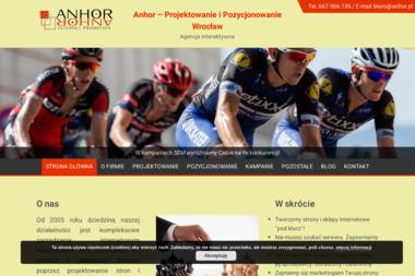 Anhor Sp.j. - Agencja interaktywna Wrocław