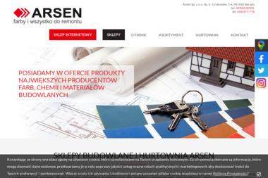 Arsen Sp. z o.o. - Pokrycia dachowe Łódź