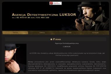 Agencja Detektywistyczna LUKSOR - Detektyw Lublin