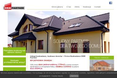 DRM Partner Monika Błaszczyk - Domy Murowane Wrocław