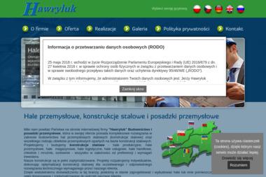 HAWRYLUK s.c - Pokrycia dachowe Drelów