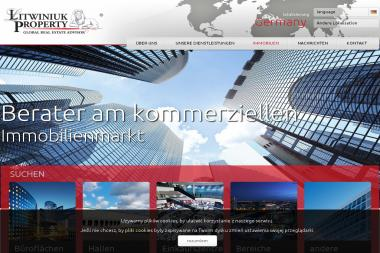 Litwiniuk Property - global real estate advisor - Nieruchomości Szczecin