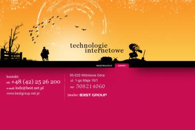 Lodz.best.net.pl - Internet Łódź