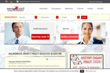 Personnel College - Doradztwo Personalne - Fundusze Unijne Poznań