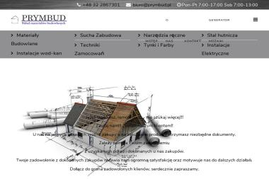 Prymbud Sp. z o.o. - Pokrycia dachowe Bytom