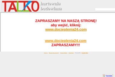 TALKO F.H.U. - Styropian Wrocław