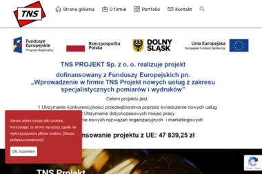 TNS Projekt Bulak Cieślak Sawicki Inżynierowie Budownictwa Sp. P. - Internet Wrocław