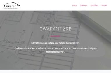Z.R.B. GWARANT - Domy z keramzytu Pabianice