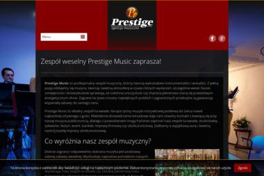 Agencja Muzyczna Prestige Monika Chęć - Namioty Plenerowe Lublin