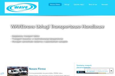 WAVEtrans Usługi transportowo - Handlowe - Przeprowadzki Ujście