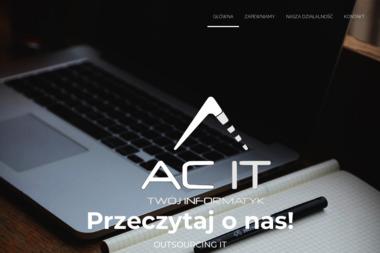 ACIT SP Z O.O. - Grafik komputerowy Lublin