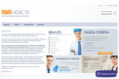 ADACTA Kancelaria Doradztwa Podatkowego - Porady księgowe Wrocław