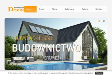 DOMINIUM - Budowa domów  Jagatowo