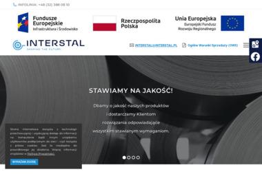 Interstal S.A. - oddział Wrocław - Styropian Wrocław