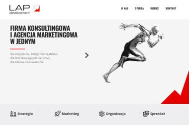 LAP development - Agencja reklamowa Kraków