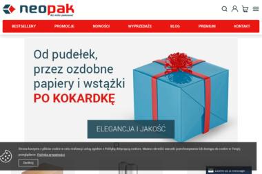 Neopak - Tworzywa sztuczne Warszawa