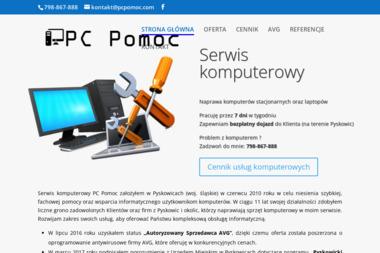 PC Pomoc Krzysztof Zawisło - Internet Pyskowice