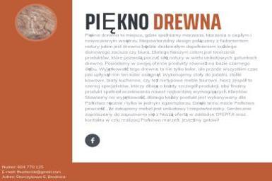 """""""Piękno Drewna"""" usługi stolarskie - Krycie dachów Wąwolnica"""