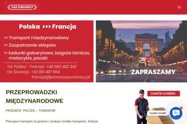 K&K Żurawscy - Transport Ciężarowy Stalowa Wola