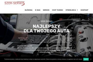 SZER-SERWIS - Naprawa komputerów NOWE MISZEWO