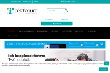 Teletorium Sp. z o.o. - Sieci komputerowe Wrocław