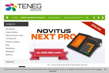 Teneg Sp. z o.o. - Oprogramowanie Warszawa