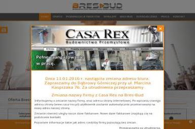 Casa Rex Michał Jarek - Producent Okien PCV Sosnowiec