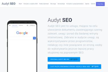 Factor-web reklama dla firm, strony internetowe - Programista Radziechowy