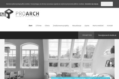 PROARCH STUDIO PROJEKTOWE MARCIN RYSTWEJ - Architekt NYSA