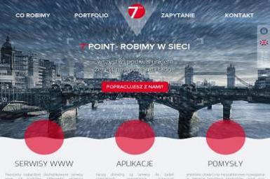 Grupa 7point Sp. z o.o. - Programista 43-300 Bielsko-Biała
