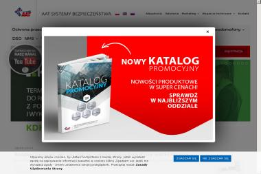 AAT Holding sp. z o.o. - Systemy elektroniczne Warszawa