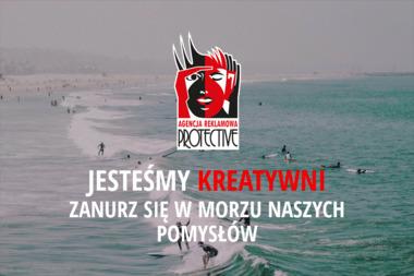 Agencja Reklamowa Protective - Projektowanie Logo Gniezno