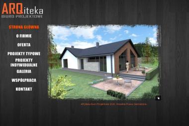 ARQiteka Biuro Projektowe - Projekty domów Malbork
