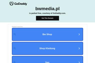 BWmedia - Kamerzysta Poznań