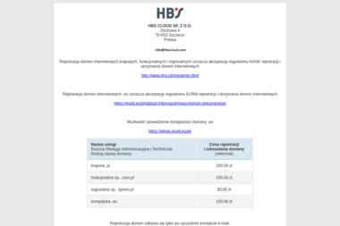 HBS Studio - Nadruki Reklamowe Kielce