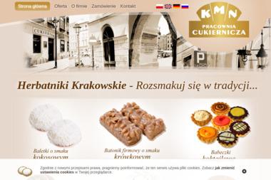 PRACOWNIA CUKIERNICZA KMN - Miód Wieliczka