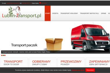 Www.lublin-transport.pl - Transport Drogowy Lublin