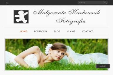 Małgorzata Karbownik - Fotografia Ślubna - Sesje zdjęciowe Częstochowa