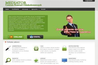 Kancelaria Windykacyjna Mediator - Dział Roszczeń Odszkodowawczych - Kancelaria Prawna Legnica