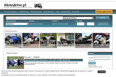 MOTODDRIVE MARCIN KARCZ - Usługi Przeprowadzkowe ANDRYCHÓW