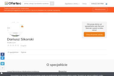 Dariusz Sikorski - Remonty biur Wałbrzych
