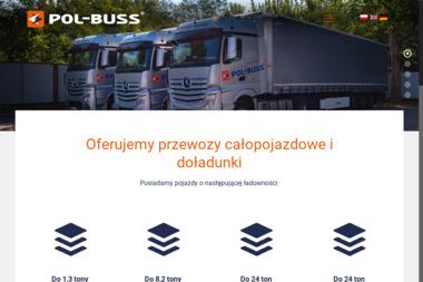 Pol-Buss Sp. z o.o. - Transport międzynarodowy Poznań