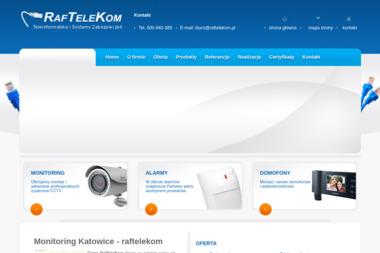 RafTeleKom - Domofony, wideofony Zabrze