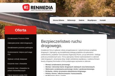 Renmedia Piotr Wójcik - Sklep internetowy Poznań